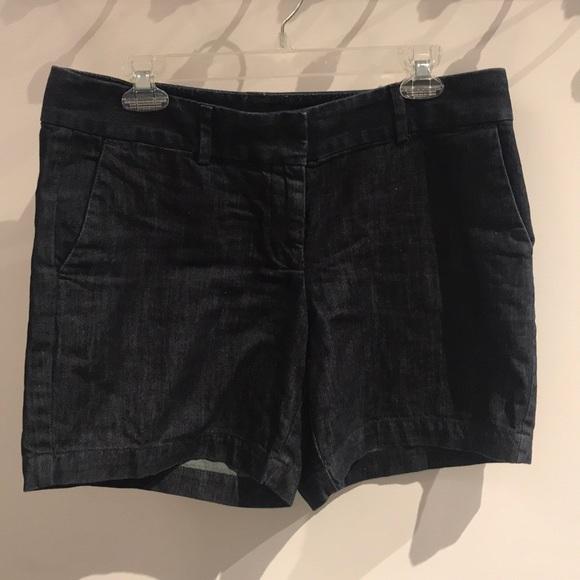 LOFT Pants - Loft trouser denim shorts